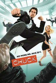 Chuck - Premiered September 24, 2007 on NBC