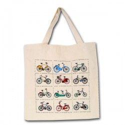 Dutch Bicycles Souvenir Bag - Fox Souvenirs
