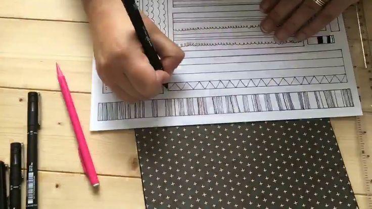 Doodling Motifs Part 1
