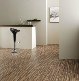 Glueless Laminate Flooring glueless laminate flooring Zebrano Glueless Laminate Flooring Is An Inexpensive Alternative To Exotic Wood