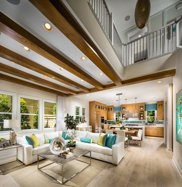 Toll Brothers Impressive Open Concept Floor Plan Home New Homes For Sale New Home Designs
