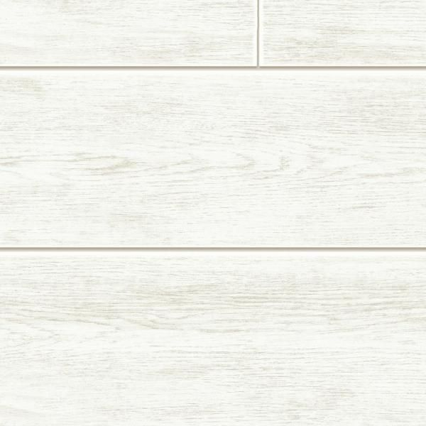 Transform Transform Wood Plank White Vinyl Peelable Roll Covers 30 75 Sq Ft 108310 The Home Depot In 2021 Wood Plank Wallpaper Removable Wallpaper Wallpaper Roll