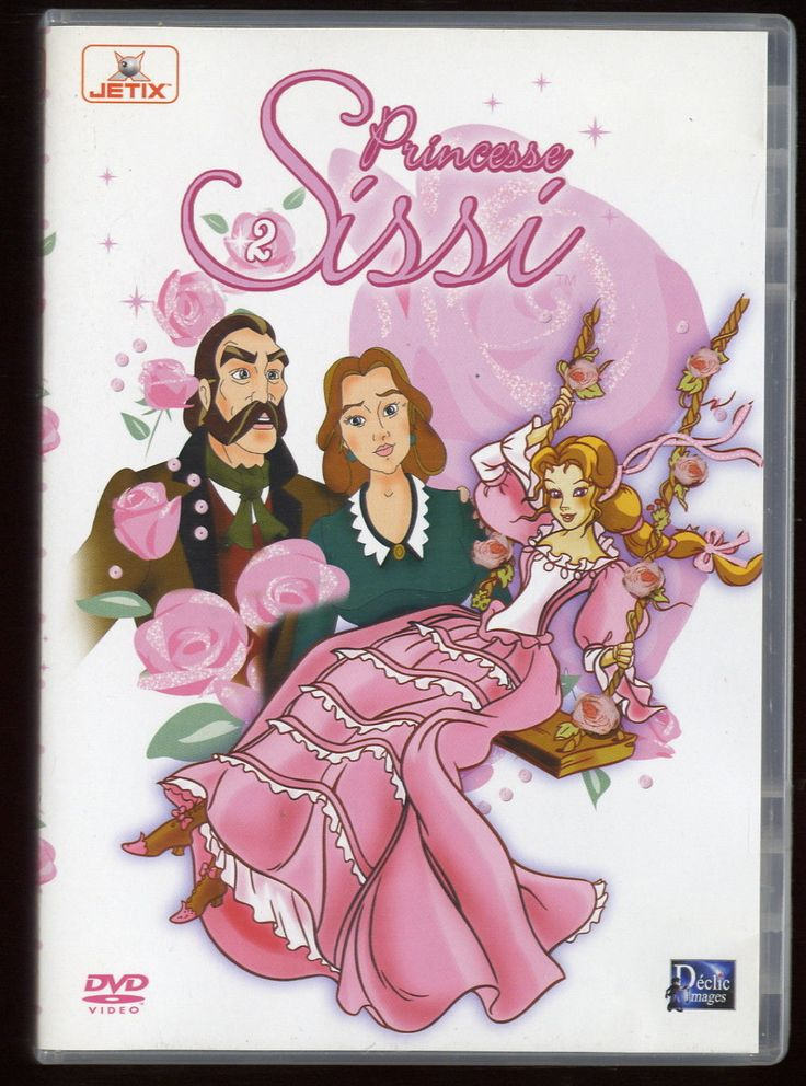 VIDEO...DVD...PRINCESSE SISSI....n° 2...1dvd...5 épisodes en dessin animé in DVD, cinéma, DVD, Blu-ray | eBay