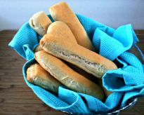 Easy Homemade Breadsticks Recipe