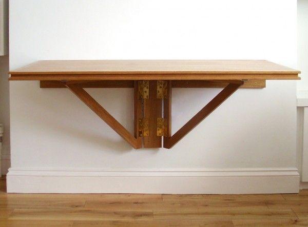 Resultado De Imagem Para Wall Table Balconydeskideas Imagem
