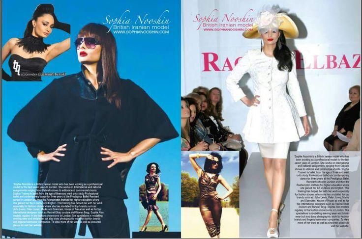 Photoshoot published on Persian Heritage magazine.  Francesca Saragaglia www.lineadiluna.com