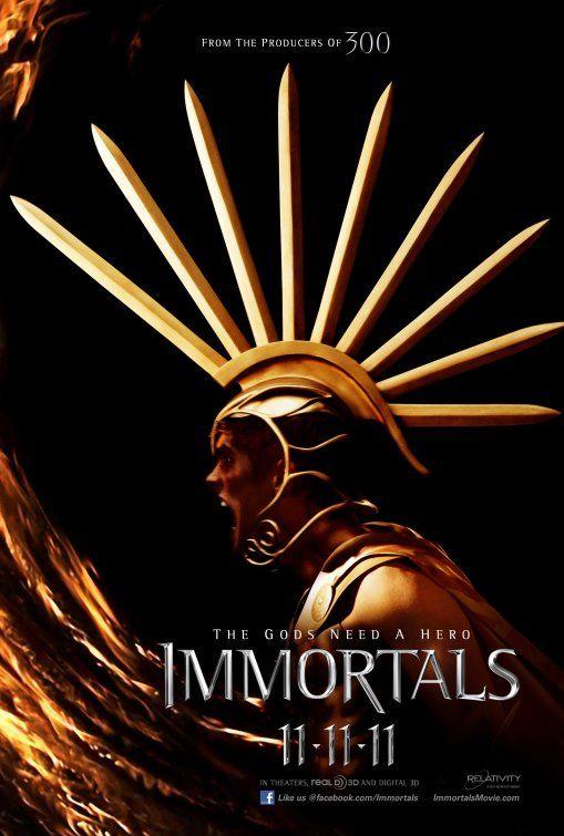 Free Download English Movie Immortals