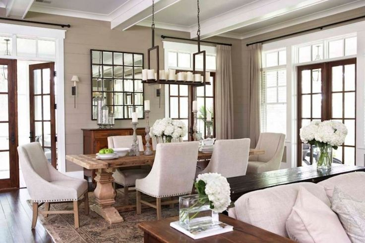 Dining Room Ideas to Create an Elegant and Comfortable Space - http://freshome.com/dining-room-ideas/