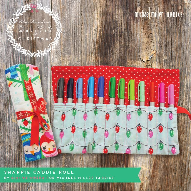 making it fun: Have a Handmade Holiday with Michael Miller!!
