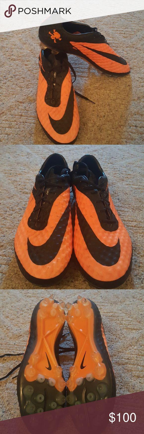 hyper venom1 turf cleats barerly worn orginal hyper venom turf  cleats nike Shoes Athletic Shoes