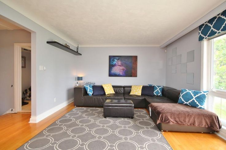 Large living spaces. 2086 Killarney Drive. #Ottawa #ottawarealestate