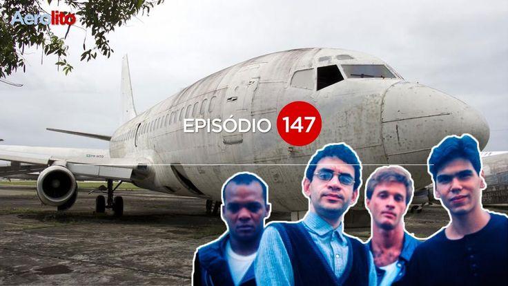 Liked on YouTube: O QUE A LEGIÃO TEM A VER COM UM 737 ABANDONADO? EP #147