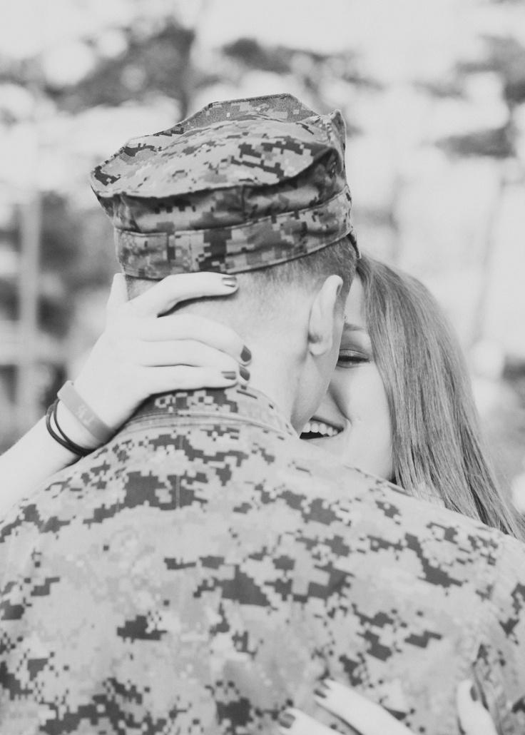 My Marine's Homecoming