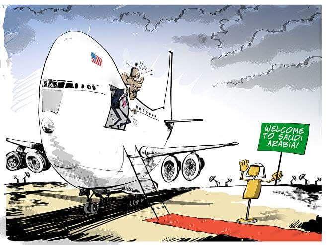 USA-Arabia 2016
