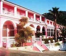 Pink Palace Corfu Greece