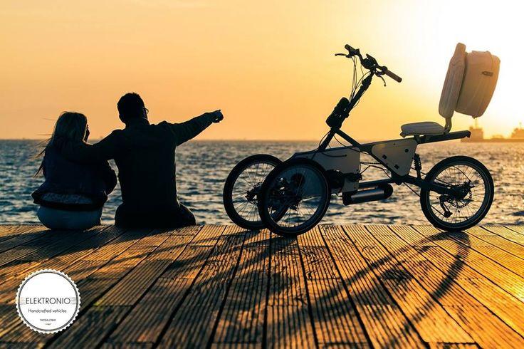 Greek News Agenda - Ride a Greek bike!