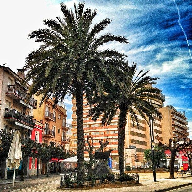 Calella, Barcelona.  via @albertcoch