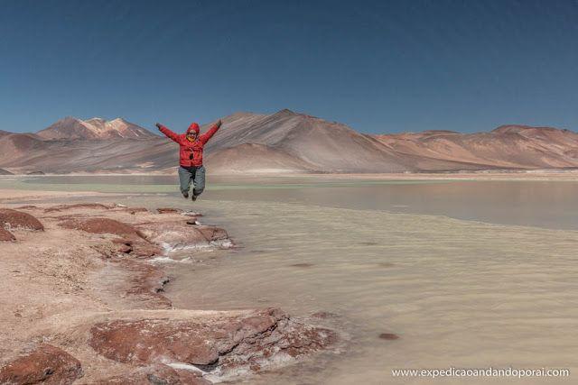 Piedras Rojas, em San Pedro de Atacama