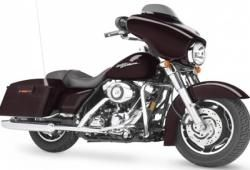 Stylish look and design new Harley Davidson Flhr Street Glide Bike in india 2013.