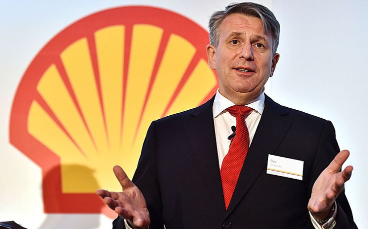 Royal Dutch Shell bombarded by climate change criticism at annual general   meeting