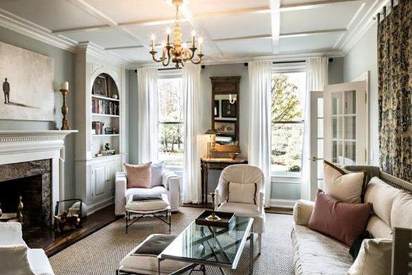 When it came time for Fredrik Eklund and husband Derek Kaplan to commit to a country home, it didn't take long for them to decide upon a Connecticut mansion located about 90 miles outside of Manhattan. In fact, the moment the Million Dollar Listing New York agent stepped inside the elegant house, Fredrik felt a special something.