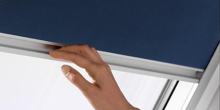 VELUX blackout blinds manual operation # ...