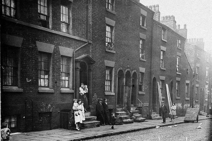 Circus Street Everton dating back to May 1927.