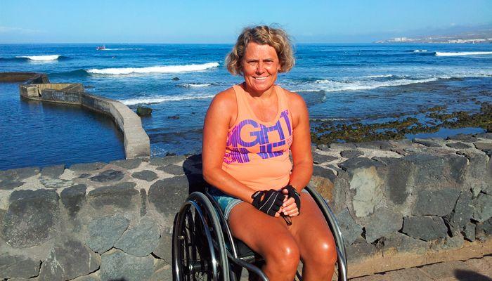 Annika vår reseexpert tipsar om vad ska man tänka på när man reser med rullstol. Hon vill peppa andra att våga resa mer, många oroar sig helt i onödan.