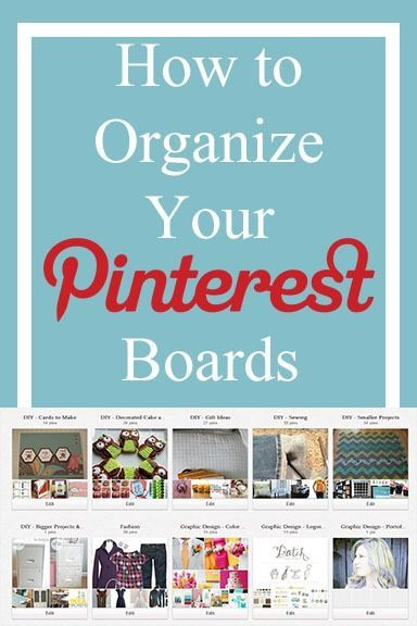 Very Good Tip:    Boards getting too full?  Started off small but grew too huge. An easy way to move groups of Pins to new/ different boards:   Let's say you want to move all your dessert Pins to a board of their own. Here's how:   1. Go to any of your boards on the web   2. Click Move Pins   3. Select up to 50 Pins to move   4. Pick another board for them   .. Can also copy Pins so they live on multiple boards, or delete groups of Pins if you're in serious clean-up mode.