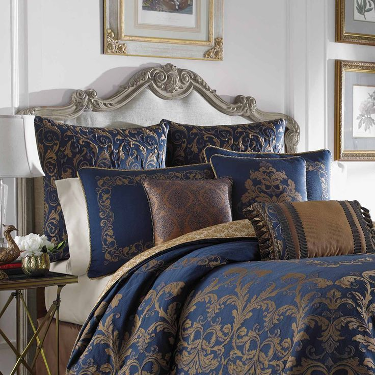 The 25+ best Blue comforter sets ideas on Pinterest | Teal ...
