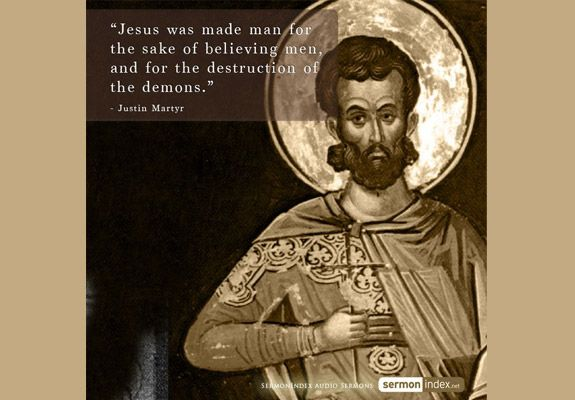 Justin Martyr Quote 3