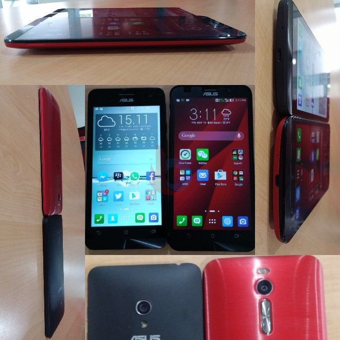 Asus Zenfone 5 compare with Asus Zenfone 2