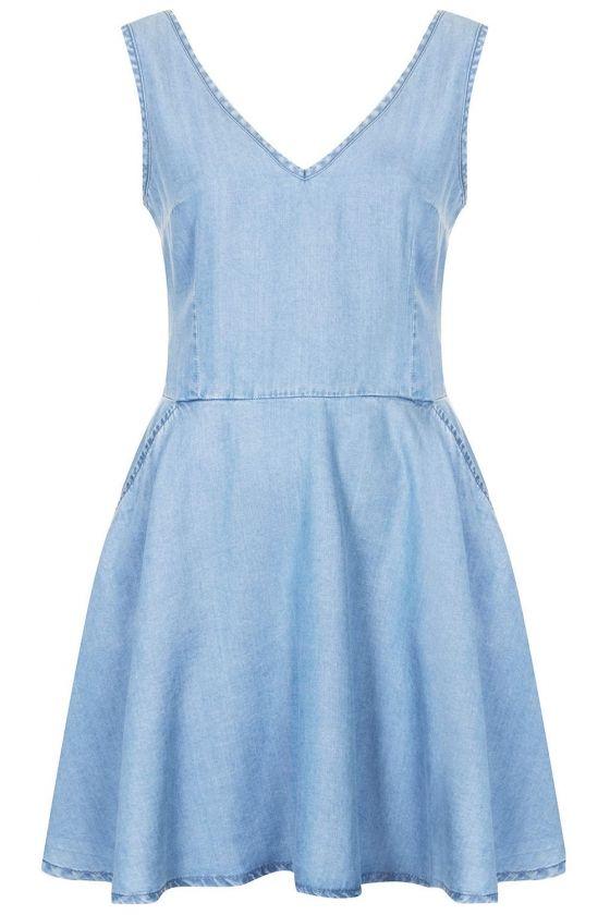 Boohoo Alanna Strappy Midi Dress, £10 | Look