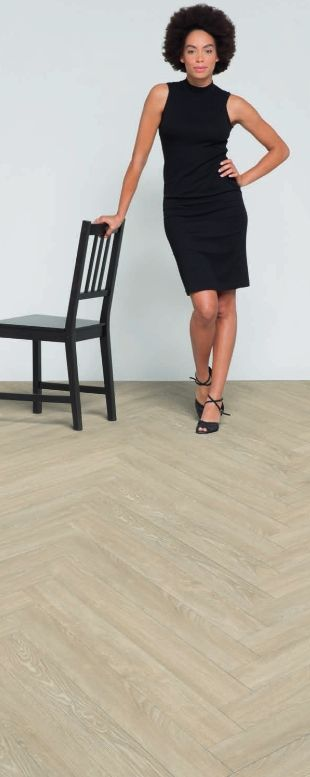 "Dalle PVC à coller imitation parquet | Wineo 800 Craft ""Infinity Light Solid"" - BRICOFLOR"