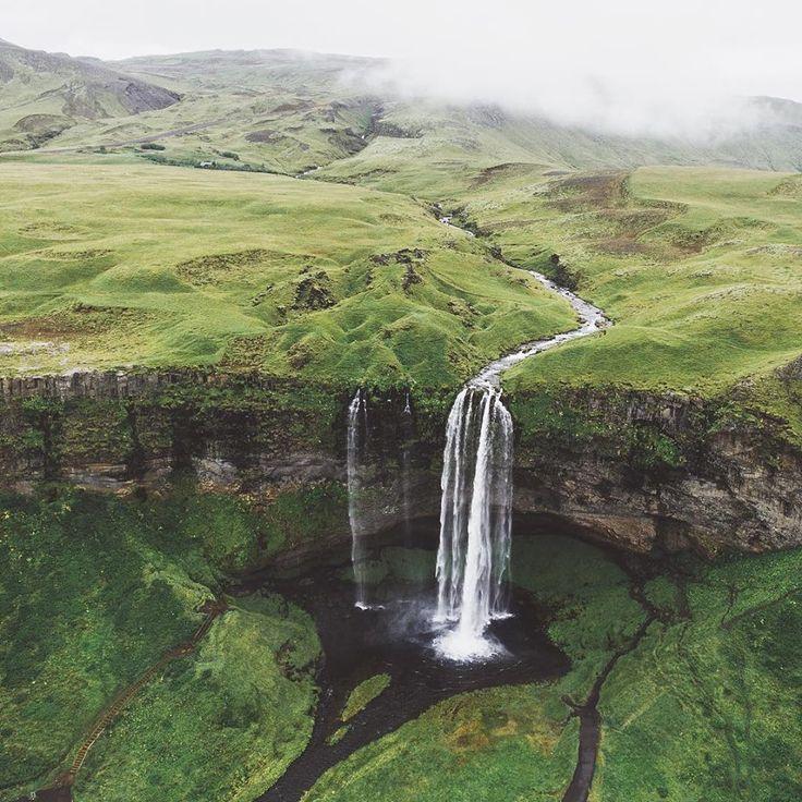 Seljalandfoss, Iceland