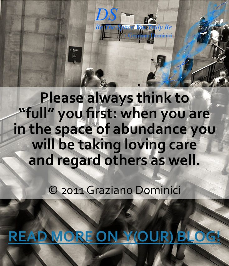 """The only way to actually know what you are is by choosing spaces that resonate with you. Everything that resonates with you is going to bring you joy, peace, placidness, quietness and happiness."" - © 2015 Graziano Dominici - READ MORE ON Y(OUR) BLOG!  #dominantspace #grazianodominici"