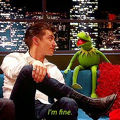 arctic monkeys gif alex and kermit