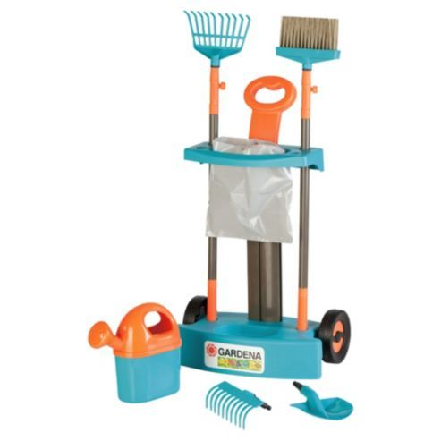 Gardena Trolley For Kids - even though it's for kids it's a good design!