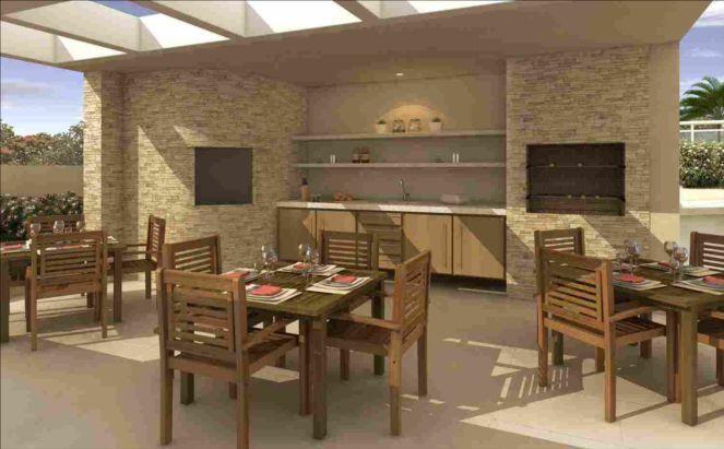 churrasqueira 12 jpg (663 u00d7411) churrasqueira barbecue Pinterest Search -> Decoração Para Area Externa Churrasqueira