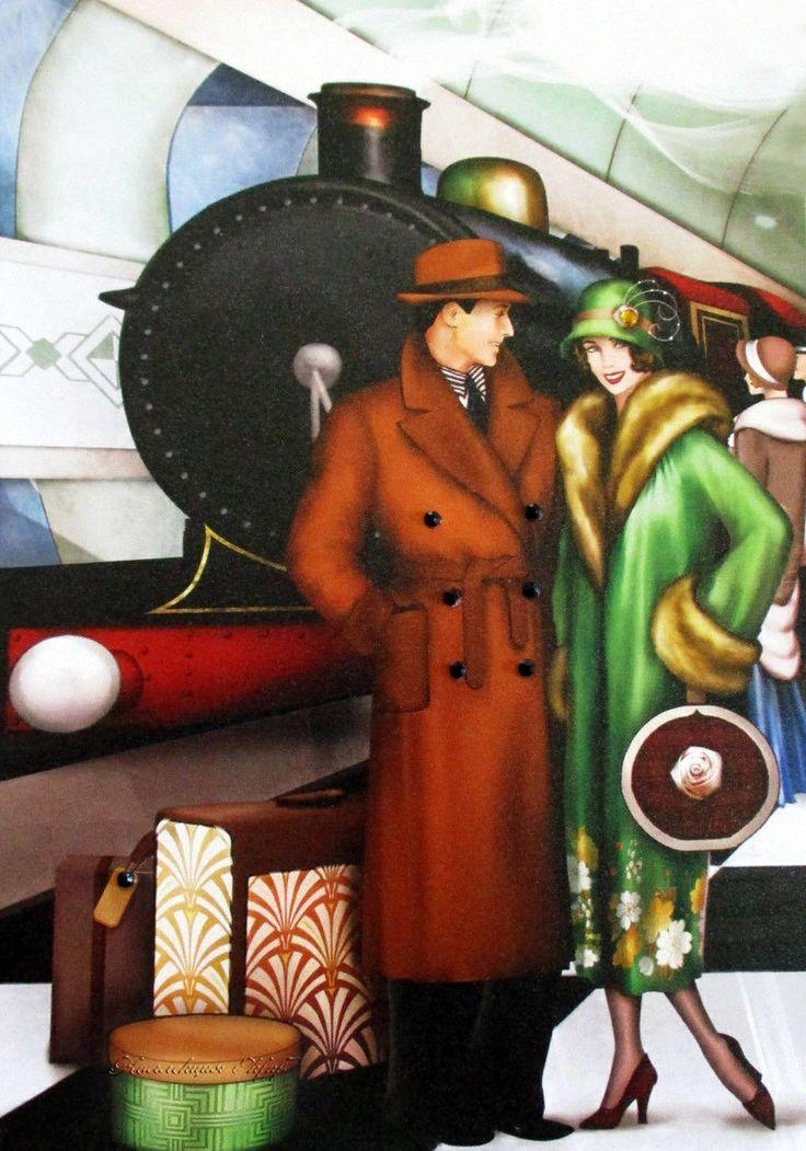 Мобильный LiveInternet Рождественские каникулы... Claire Coxon | lira_lara -  Надежды маленький оркестрик под управлением любви |