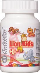A Lion Kids + D speciálisan a gyermekek számára kifejlesztett, ízletes multivitamin- és ásványianyag-komplex extra D-vitaminnal kiegészítve, állatfigurás, fogbarát rágótabletta formájában. Nem tartalmaz cukrot, a benne található természetes édesítő, a xilit csökkenti a fogszuvasodás kialakulásának kockázatát.