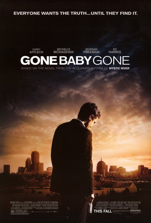 Gone Baby Gone 11x17 Movie Poster (2007)