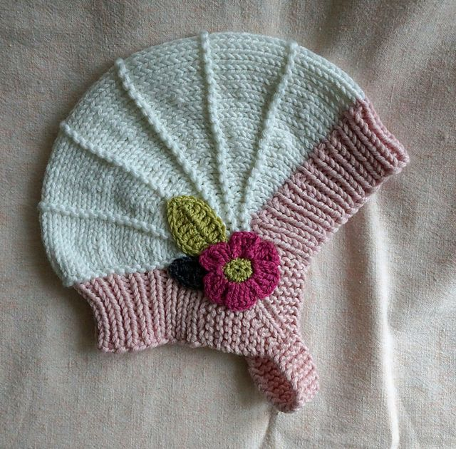 Ravelry: Janvi's Aviatrix hat