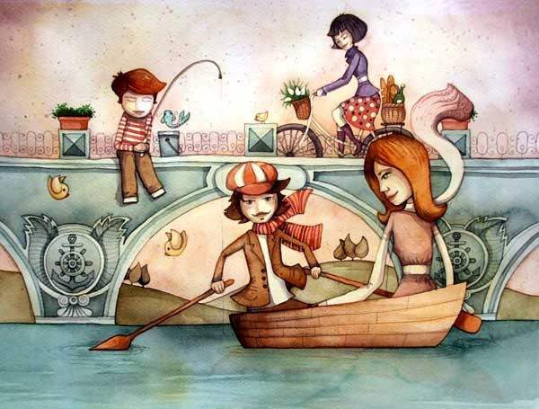 Csónakos