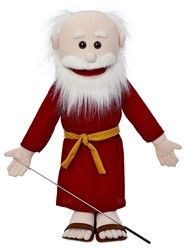 """Silly Puppets SP2163 25"""" Noah"""