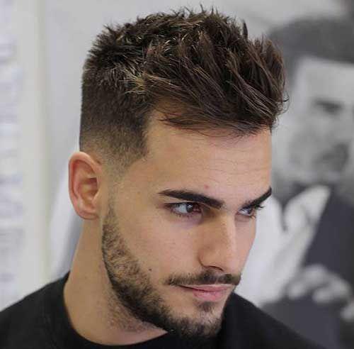 40+ Mens Short Hairstyles 2015 – 2016 | Men Hairstyles