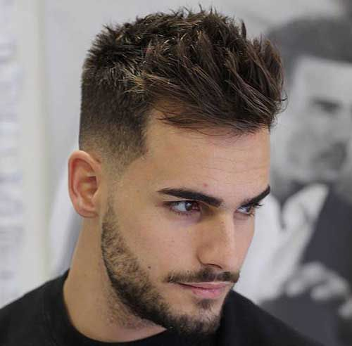 40+ Mens Short Hairstyles 2015 – 2016 | Men Hairstyles