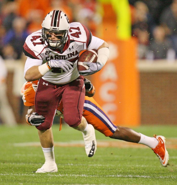 Patrick DiMarco  South Carolina Gamecocks TE/FB (2007-2010)