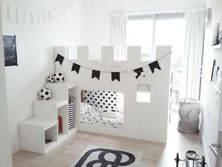 Oltre 25 fantastiche idee su letto kura su pinterest - Letto castello ikea ...