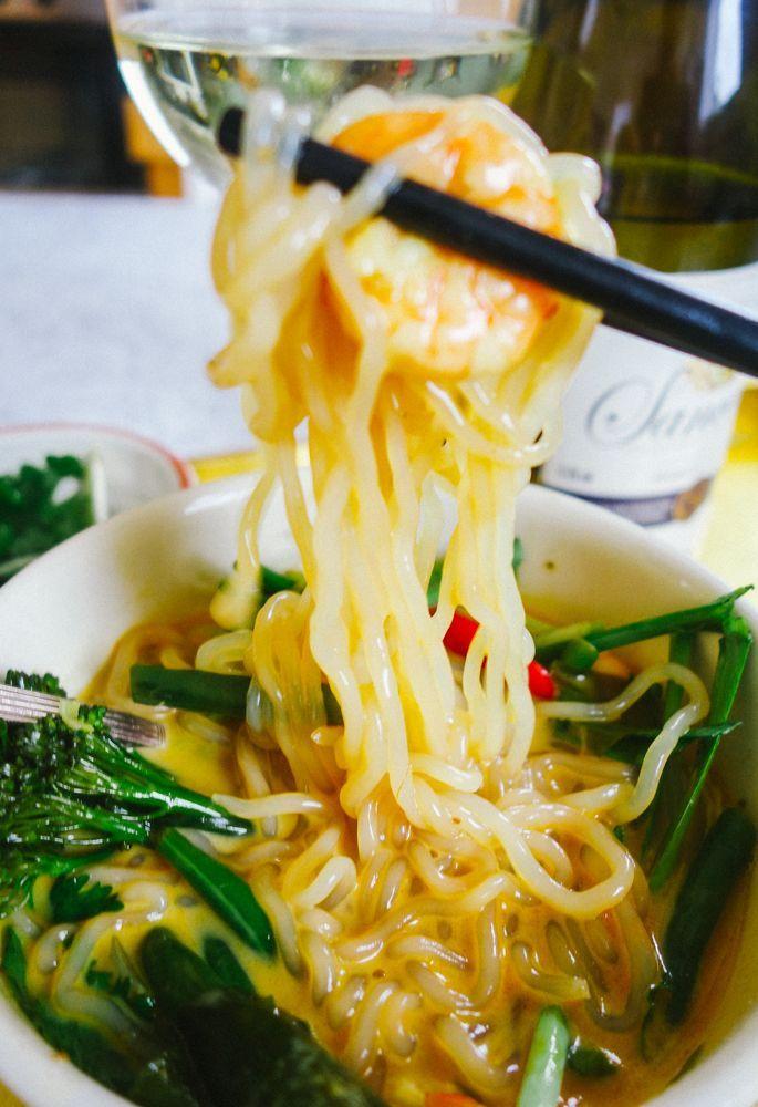 Zero Calorie Noodle Soup - The Londoner